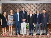 Le parti argentin PRO renforce ses liens avec Ho Chi Minh-Ville