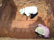 Des artefacts Cham découverts dans la province de Quang Ngai