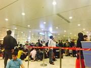 L'aéroport de Tân Son Nhât sera déchargé avant le Têt 2018