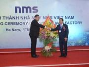 Une usine à capitaux 100% japonais inaugurée à Ha Nam