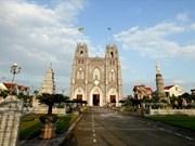 La basilique mineure de Phu Nhai