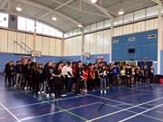 Fête sportive des étudiants vietnamiens au Royaume-Uni