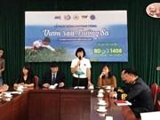 """La Croix-Rouge vietnamienne lance le programme """"Les jardins potagers de Truong Sa"""""""