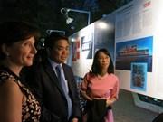 Expo sur l'industrie italienne à Hanoï