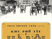 Publication d'un livre sur le Quartier occidental de Hanoi