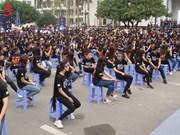 «Heure de la Terre 2017» au Vietnam
