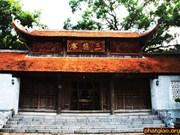 La pagode Bo Da reconnue monument historique national spécial