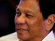 Le président philippin en visite au Myanmar