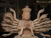 Escapade au village des statues de Son Dong