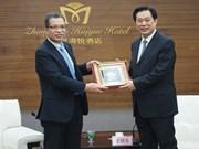 Promouvoir la coopération commerciale entre le Vietnam et la province du Hebei (Chine)
