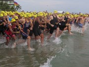 Bientôt le Triathlon Ironman 2017 à Da Nang