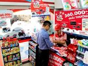 Le marché vietnamien de la distribution connait la plus forte croissance d'Asie