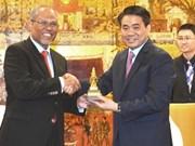 Hanoi et Singapour renforcent leur coopération dans la protection de l'environnement