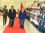 Le Premier ministre en visite au Cambodge et au Laos