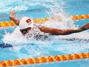 La nageuse Anh Vien remporte l'argent aux Etats-Unis