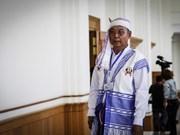 Le président du Parlement birman attendu au Vietnam