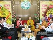 L'Eglise bouddhique du Vietnam fête le Vesak 2017