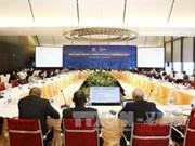 Clôture de la conférence du réseau des centres d'études de l'APEC