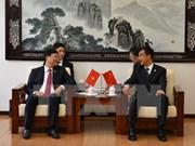 Intensifier les échanges entre les jeunes Vietnamiens et Chinois