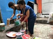 Un Américain redonne des couleurs à Hanoï