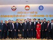 Vietnam-Laos-Cambodge : renforcer des relations diplomatiques entre les Fronts de la Patrie