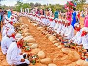 Les Cham de Ninh Thuân fêtent le Têt Ramuwan 2017