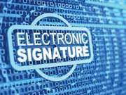 Ho Chi Minh-Ville : application de la signature électronique à partir du 1er juin 2017