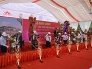 Mise en chantier du premier marché touristique du Vietnam