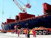 Le Groupe Hoa Sen exporte 12.000 tonnes de tôles ondulées vers l'Europe
