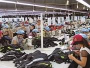 L'élan du développement industriel au Vietnam en baisse
