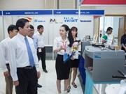 """Ouverture de l'expo """"Vietnam Industrial & Manufacturing fair 2017"""""""