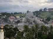 Philippines : 13 soldats tués lors de combats avec des cambattants islamistes
