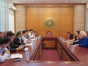Vietnam - Grèce : renforcement de la coopération dans le tourisme
