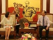 Transport : renforcer la coopération vietnamo-française dans la formation