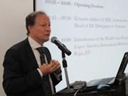 L'UE démarre le projet « Des villes du monde au Vietnam »