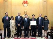 L'Inde accorde une assistance de 120.000 dollars à l'Académie nationale de Politique Hô Chi Minh
