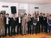Le Consortium européen d'experts vietnamiens sur les hautes technologies se présente au public