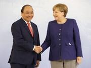 Le Premier ministre Nguyen Xuan Phuc visite l'Allemagne et participe au Sommet du G20