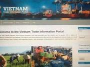 Le portail d'information commerciale du Vietnam voit le jour