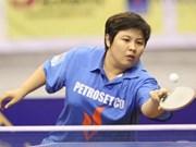 Tournoi international de ping-pong bientôt à Hô Chi Minh-Ville