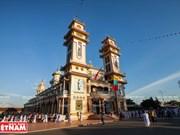 Le Saint-Siège du Caodaïsme à Tây Ninh