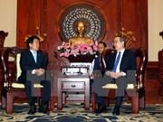 Ho Chi Minh-Ville et Incheon (République de Corée) resserrent leur coopération