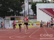 500 sportifs au meeting international d'athlétisme de Ho Chi Minh-Ville élargi