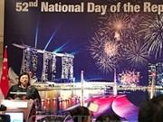 Investissement à Hô Chi Minh-Ville: Singapour conserve son trône