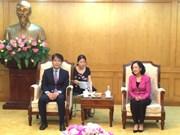 Le Vietnam apprécie le soutien de l'OIT dans l'élaboration des politiques sur le travail