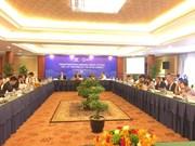 Les économies membres de l'APEC discutent des questions de services portuaires