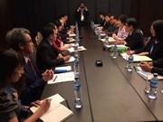 APEC 2017 : réunion Vietnam-Japon dans le domaine de la santé