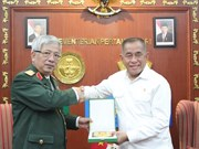 Vietnam-Indonésie : rencontre entre dirigeants de sécurité et de défense