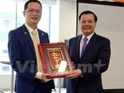 FPT Japan devrait contribuer davantage au secteur de l'informatique au Vietnam