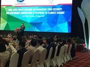 APEC 2017: le Vietnam demande des efforts conjoints pour développer une agriculture durable
